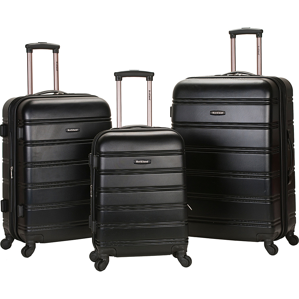 Rockland 3-Piece Luggage Set & Reviews - Luggage Sets ...