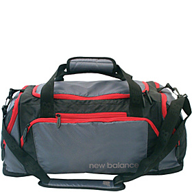 Performance Duffle Black Grey