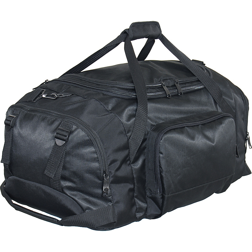 Netpack 24 Casual Use Gear Bag - Black - Duffels, Travel Duffels