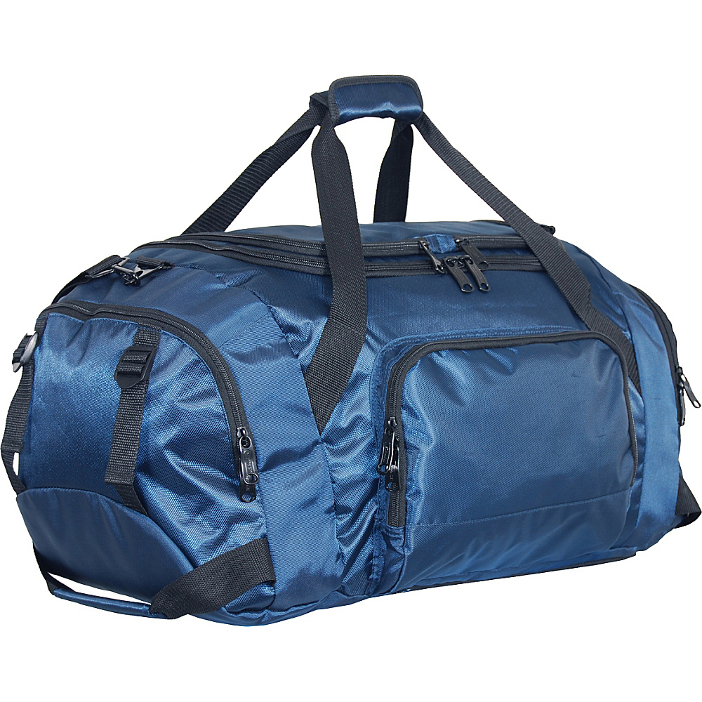 Netpack 24 Casual Use Gear Bag - Navy - Duffels, Travel Duffels
