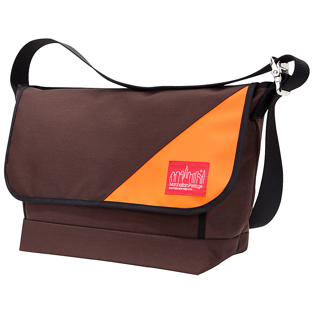 Manhattan Portage Sputnik 2.0 Messenger (LG) - Dark - Work Bags & Briefcases, Messenger Bags
