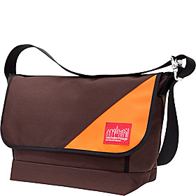 Sputnik 2.0 Messenger (LG) Dark Brown/Orange