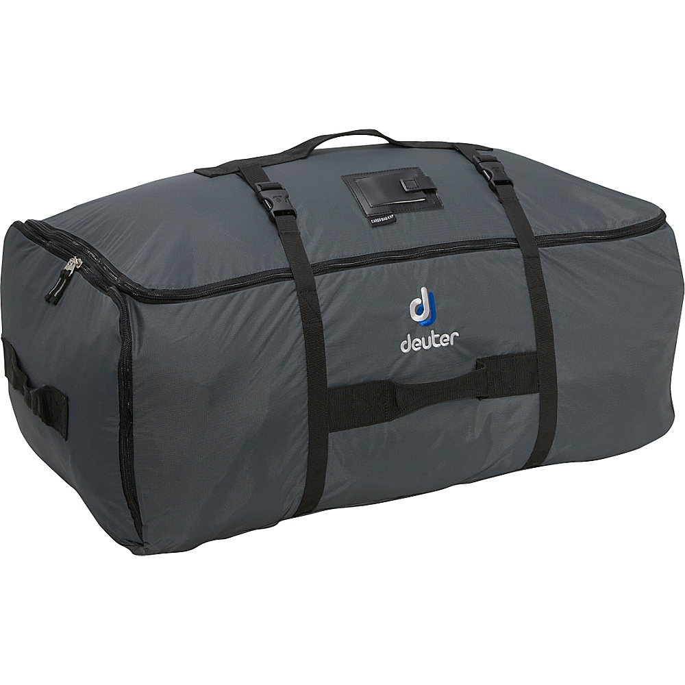Deuter Cargo Bag EXP Granite - Deuter Outdoor Duffels - Duffels, Outdoor Duffels