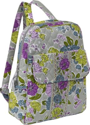 Vera Bradley Backpack -Watercolor