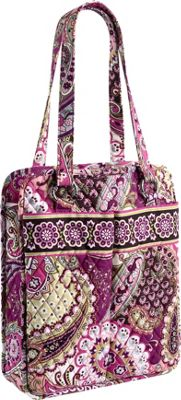Vera Bradley Perfect Pocket Tote-Very Berry Paisley - Tote