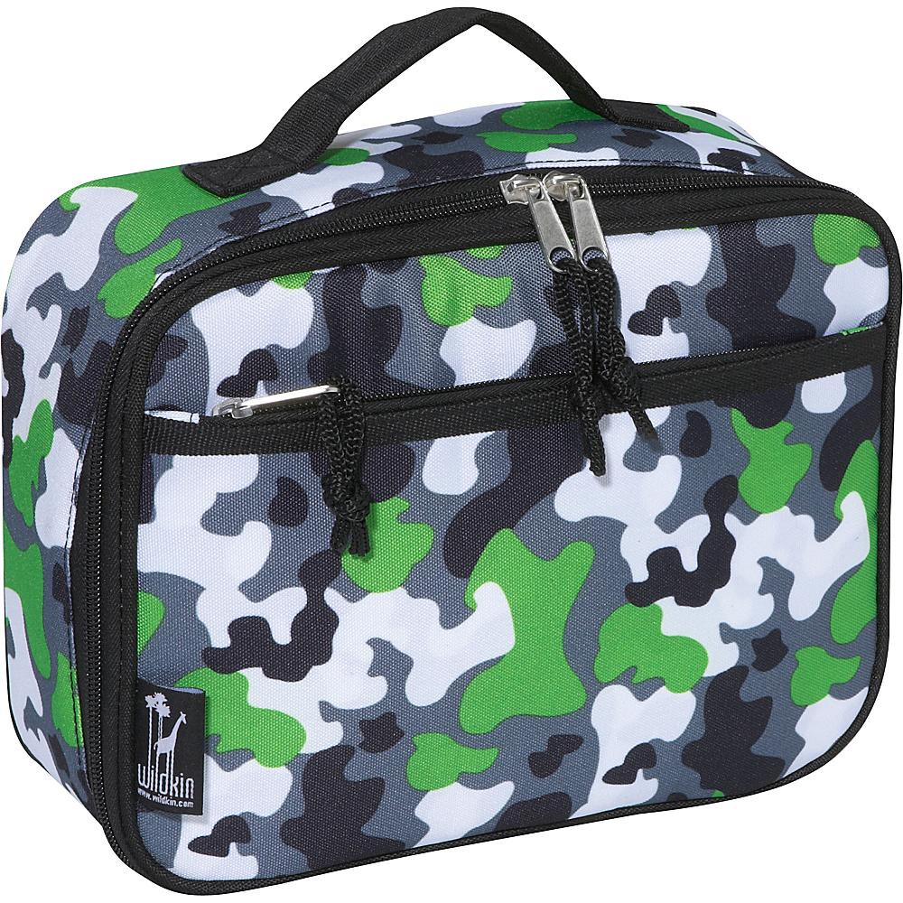 Wildkin Camo Lunch Box - Camouflage