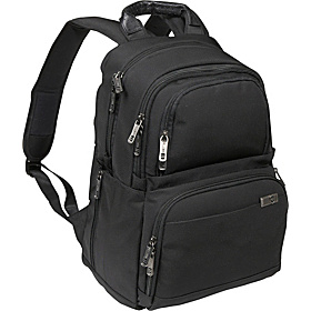 Architecture 3.0 Big Ben 15 Laptop Backpack Black