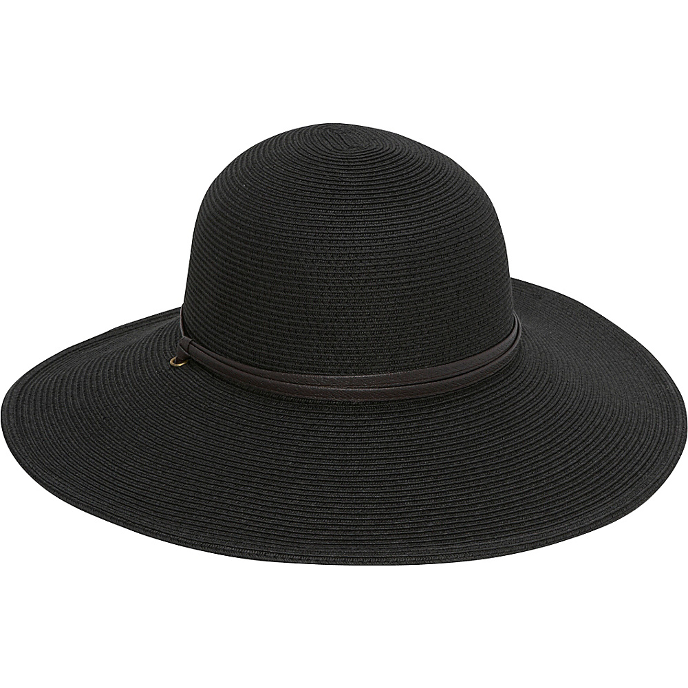 San Diego Hat Sun Hat - Black - Fashion Accessories, Hats/Gloves/Scarves