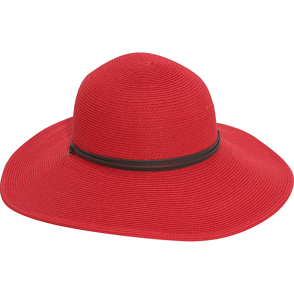 San Diego Hat Sun Hat - Red - Fashion Accessories, Hats/Gloves/Scarves