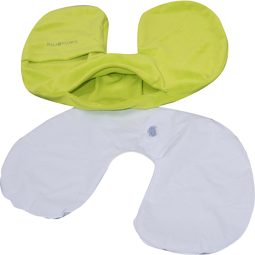 Samsonite Travel Accessories Inflatable Neck Pillow