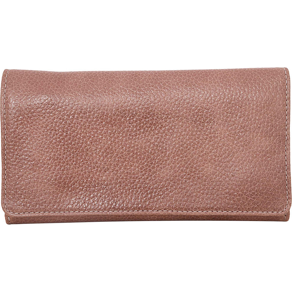 Latico Leathers Shelby Wallet Pebble Taupe - Latico Leathers Womens Wallets - Women's SLG, Women's Wallets