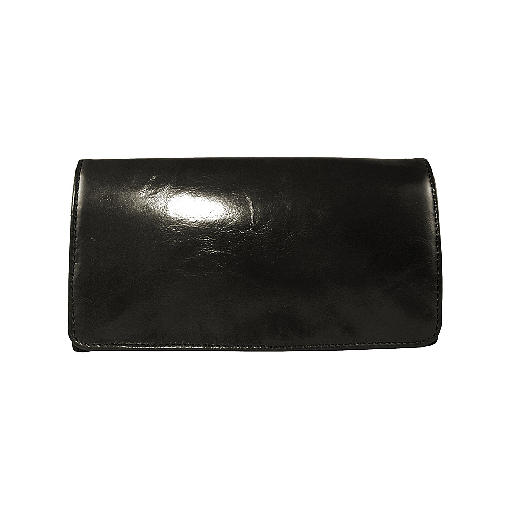 Latico Leathers Shelby Wallet Black - Latico Leathers Womens Wallets - Women's SLG, Women's Wallets
