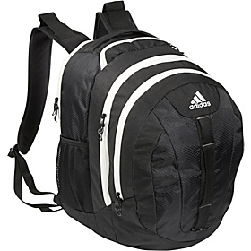 Cooper Backpack Black/White