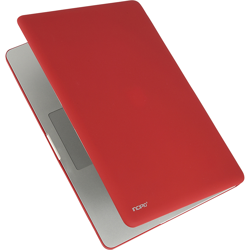 Incipio Feather for MacBook 13 in. Unibody - Deep Red - Technology, Electronic Cases