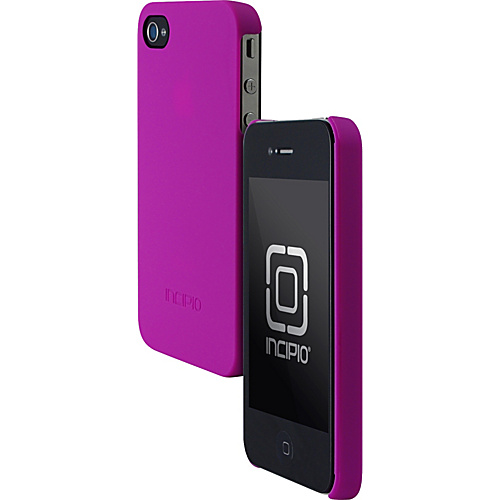 Incipio Feather for iPhone 4 - Matte Bright Purple
