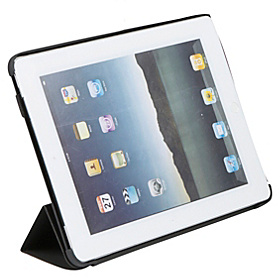 Convertible Magazine Jacket for iPad 2 Black