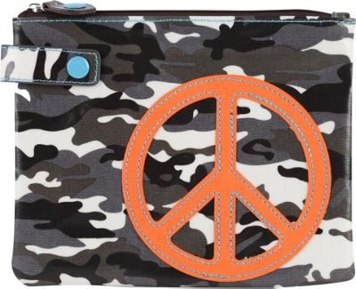 Urban Junket Eco Pouch Organizers Grey Camouflage - Urban Junket Women's SLG Other