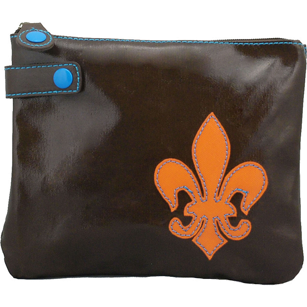 Urban Junket Eco Pouch Organizers - Chocolate Brown - Women's SLG, Women's SLG Other