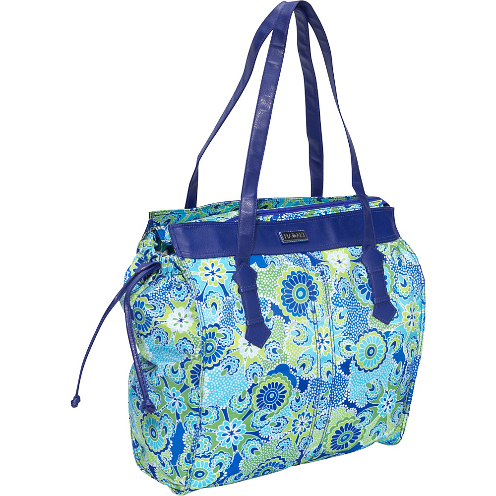 Hadaki Get Away Tote - Tote - Handbags, Fabric Handbags