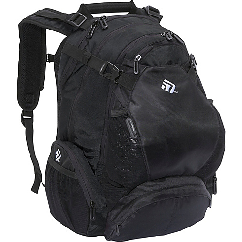 Outdoor Products Power Pack Laptop Pack - Black