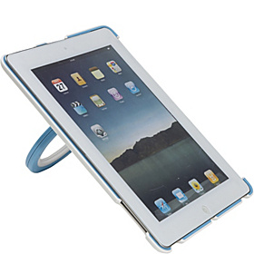 SpinWork Quick Stand for iPad 2 WhiteBlue