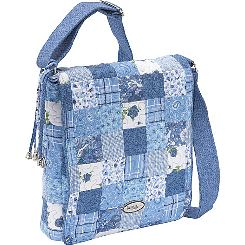 Donna Sharp Messenger Bag, Precious - Cross Body