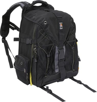 Ape Case DSLR and Laptop Backpack - Black