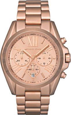 Michael Kors Watches Bradshaw Watch Rose Gold - Michael Kors Watches Watches