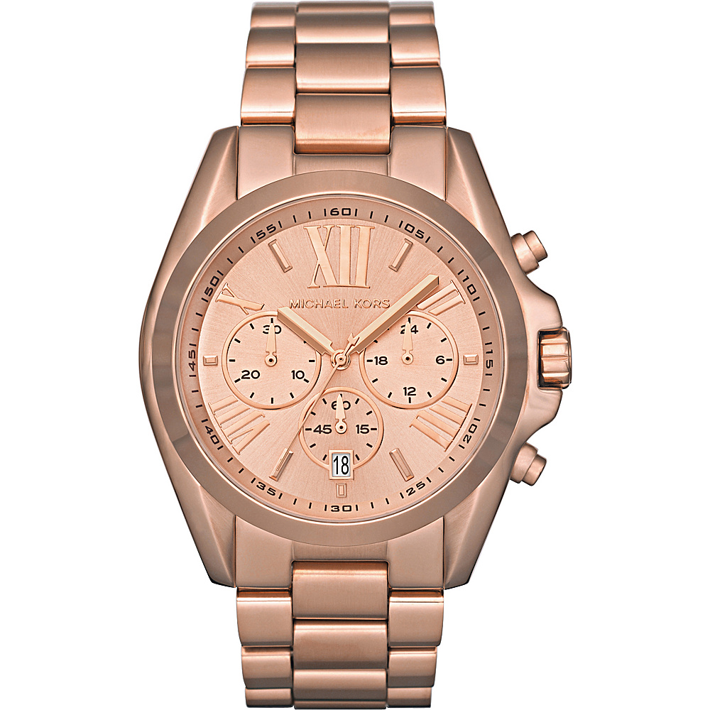 Michael Kors Watches Bradshaw Watch Rose Gold Michael Kors Watches Watches