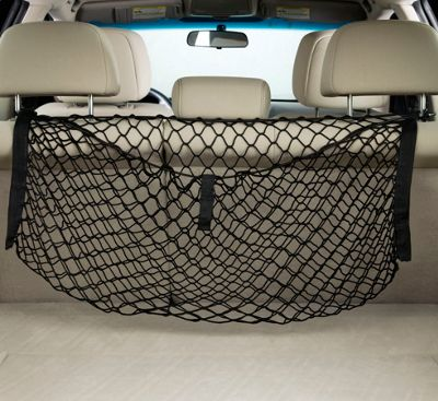 High Road Cargo Net - Black