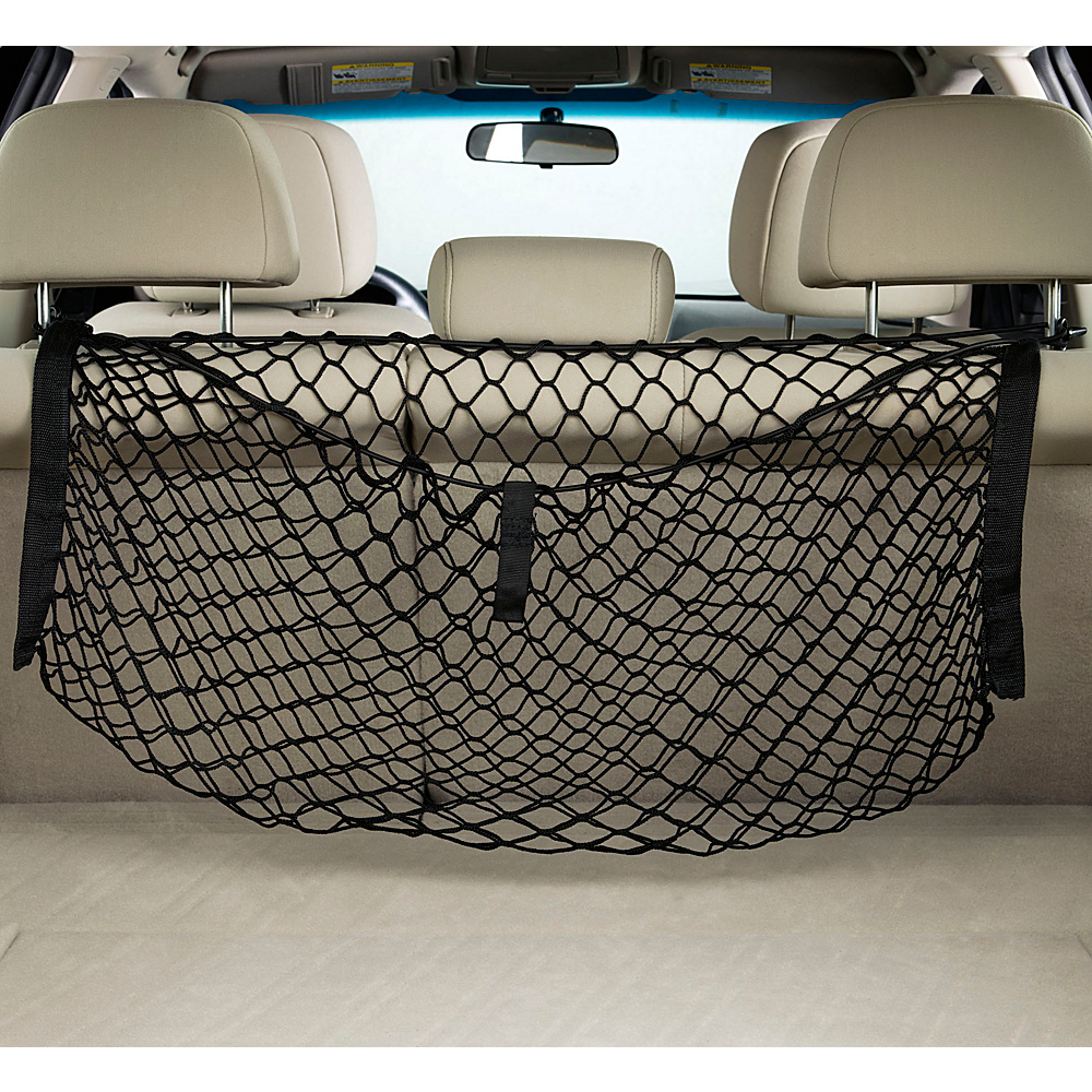 High Road Cargo Net Black