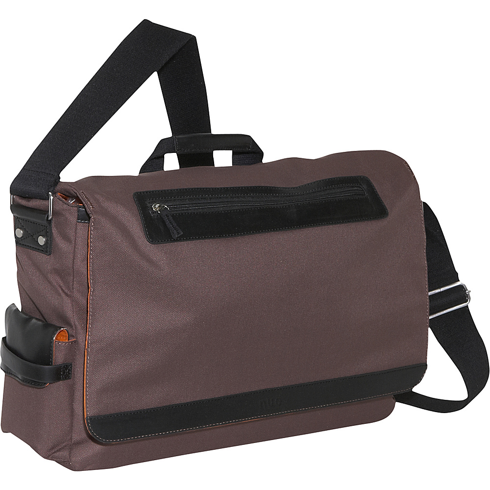 Nuo Mobile Field Bag - Brown - Work Bags & Briefcases, Messenger Bags