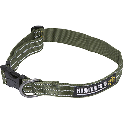 Mountainsmith K-9 Collar, MD/LG - Pinon Green