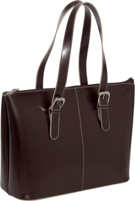 Jack Georges Milano Collection Madison Avenue Laptop Tote Cherry - Jack Georges Ladies' Business