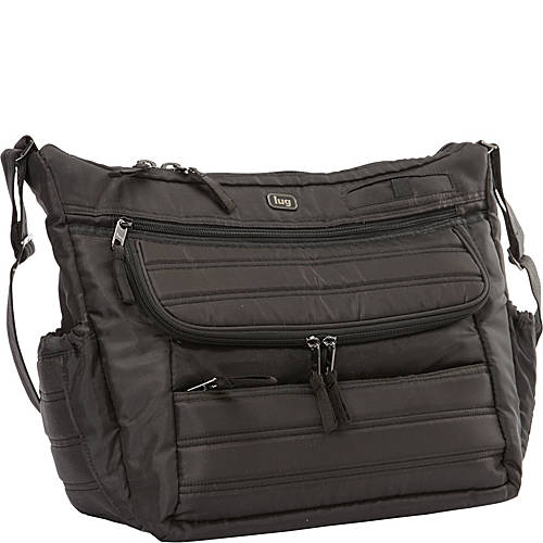lug hula hoop carry all messenger diaper bag. Black Bedroom Furniture Sets. Home Design Ideas