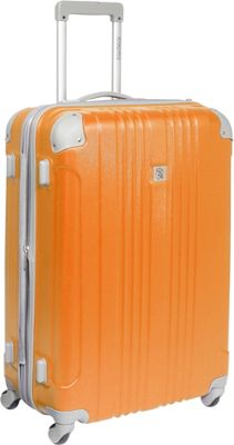 """Image of Beverly Hills Country Club Newport 28"""" Hardside Spinner Orange - Beverly Hills Country Club Hardside Luggage"""