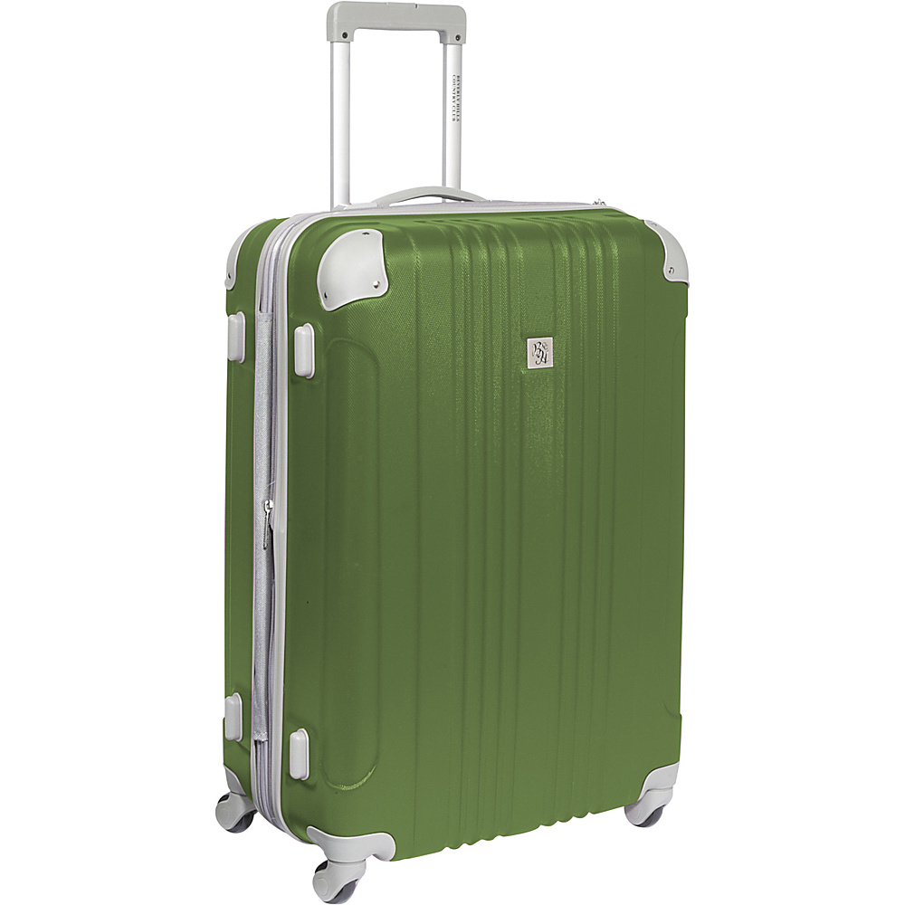 Beverly Hills Country Club Newport 28 Hardside Spinner Green - Beverly Hills Country Club Hardside Checked - Luggage, Hardside Checked