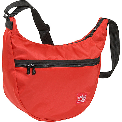 Manhattan Portage Windbreaker Top Zip Nolita Bag - Shoulder Bag