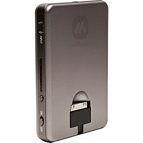 Power Bank 3000 for iPod & iPhone Grey