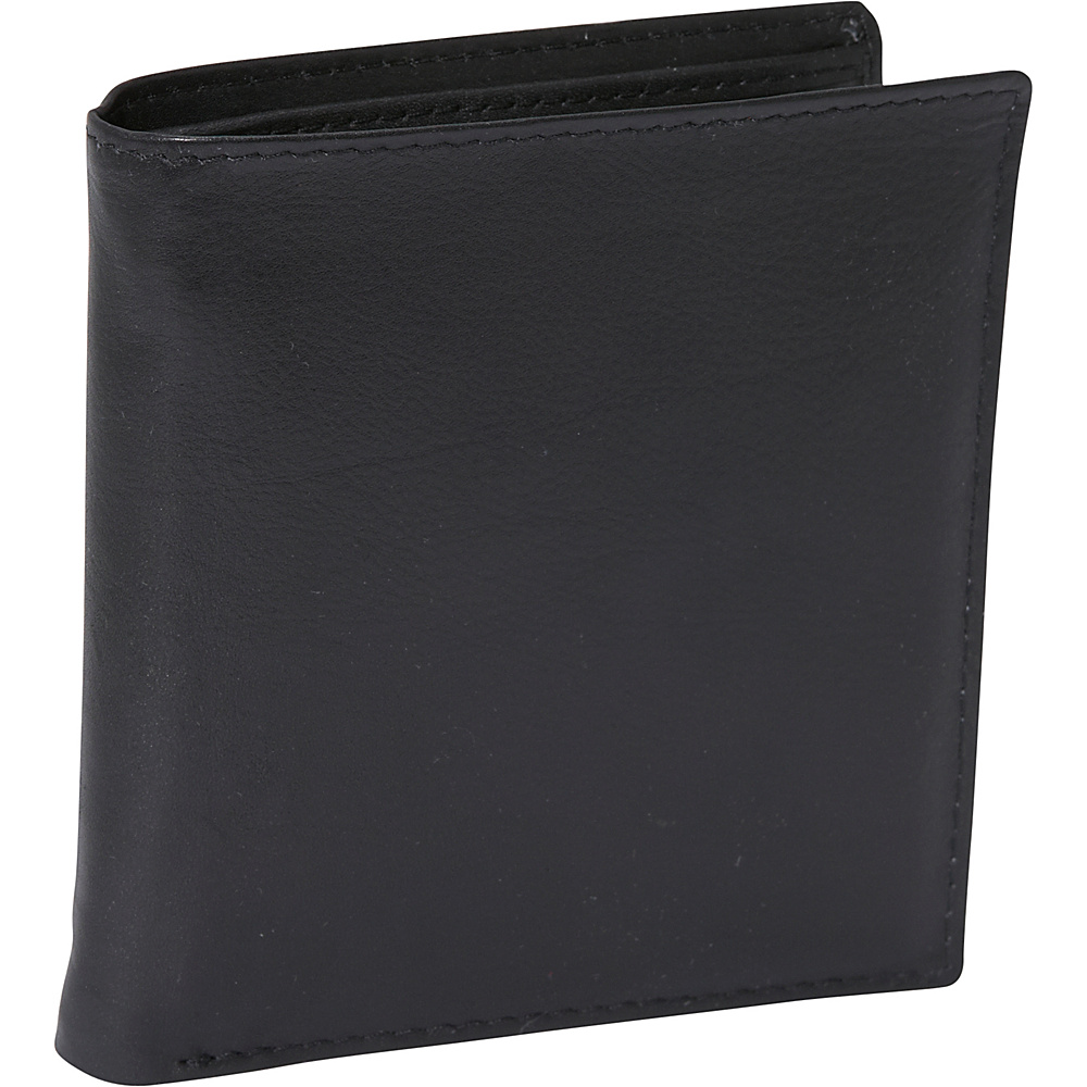 Buxton Houston Convertible Cardex - RFID - Black - Work Bags & Briefcases, Men's Wallets