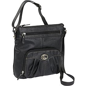 Siena N/S Crossbody Black