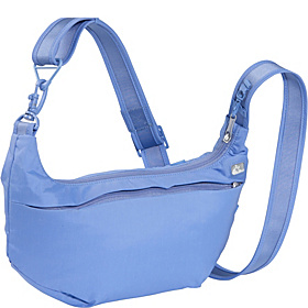 Slingsafe 250 GII Anti-Theft Handbag Sky Blue