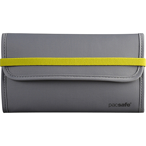 Pacsafe RFID-tec 250 RFID-Blocking Women's Wallet