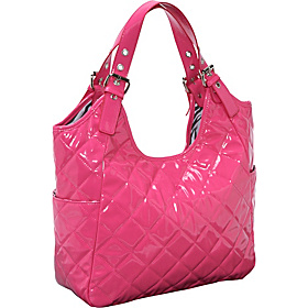 Watermelon Diaper Bag Satchel Hot Pink