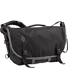 D-Lux Laptop Bondage Messenger - L Black/Gunmetal