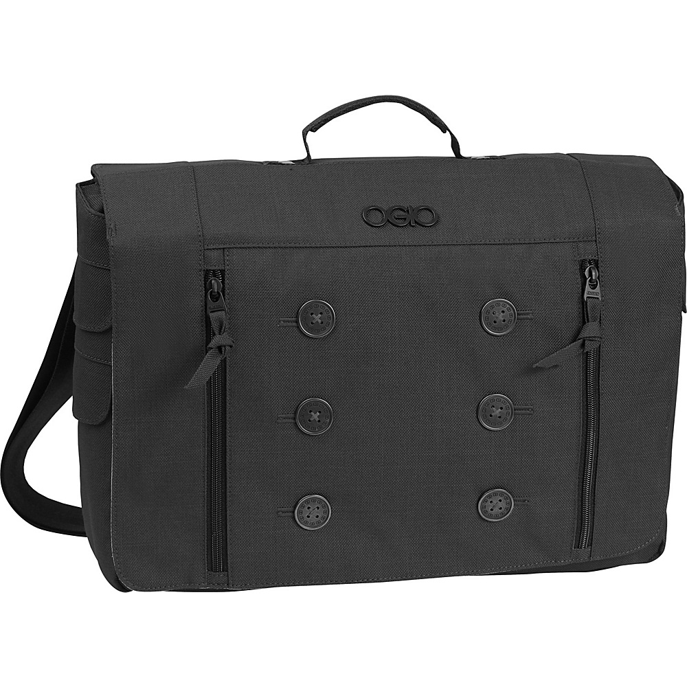 OGIO Womens Manhattan Laptop Messenger - Black - Work Bags & Briefcases, Messenger Bags