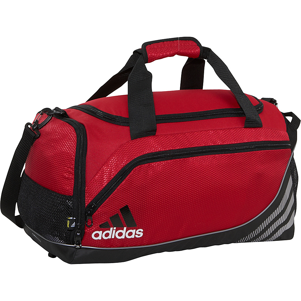 adidas Team Speed Duffel Small University Red - adidas Gym Duffels - Duffels, Gym Duffels