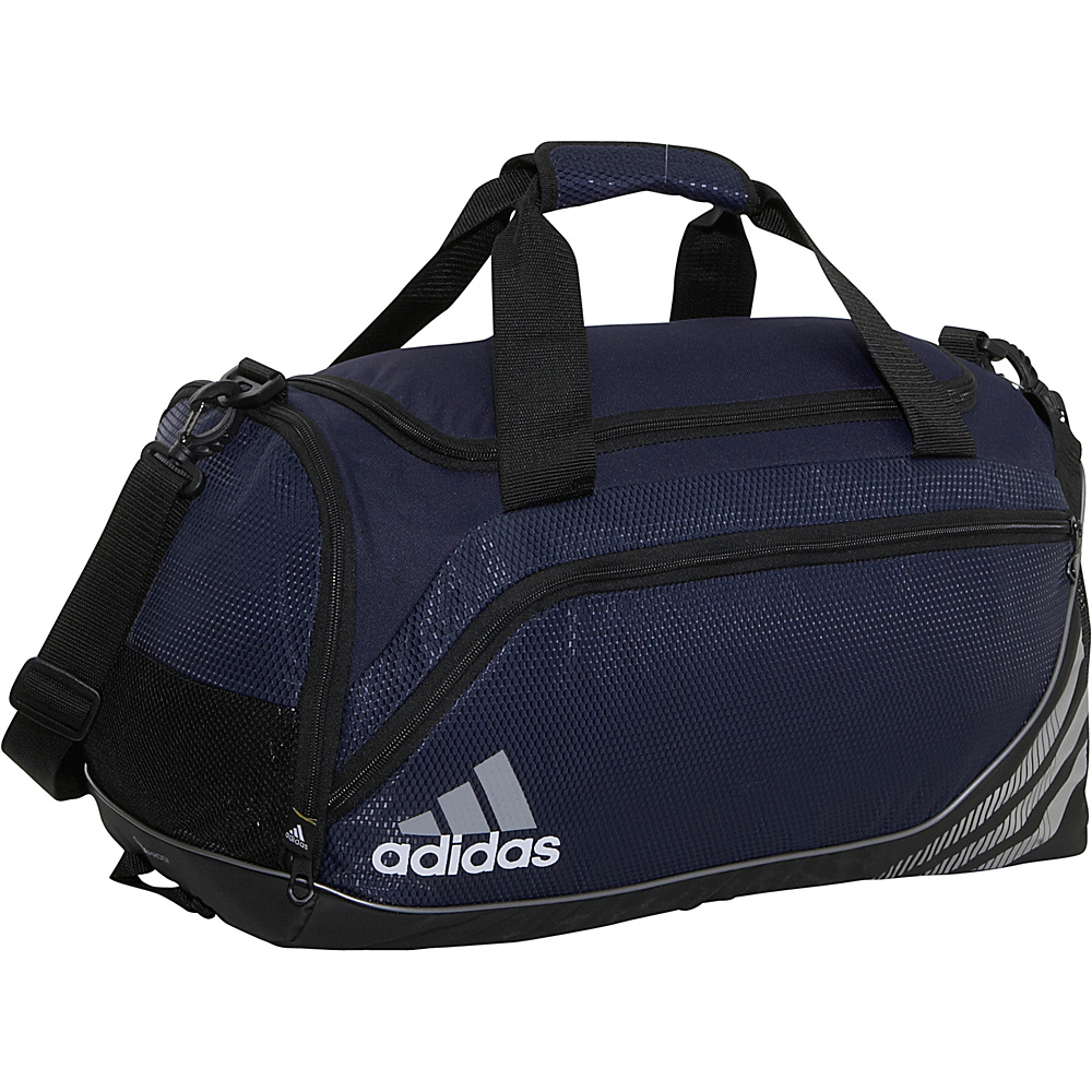 adidas Team Speed Duffel Small - Collegiate Navy - Duffels, Gym Duffels