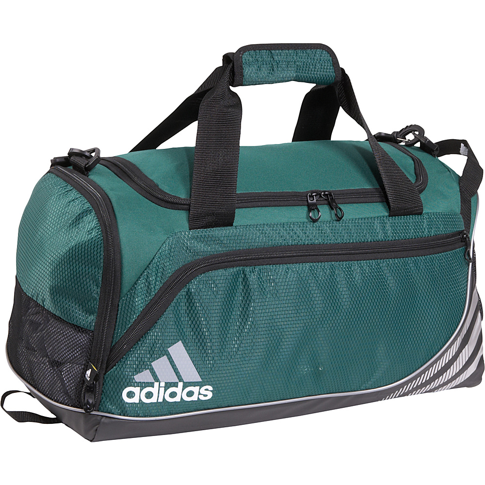 adidas Team Speed Duffel Small - Forest - Duffels, Gym Duffels