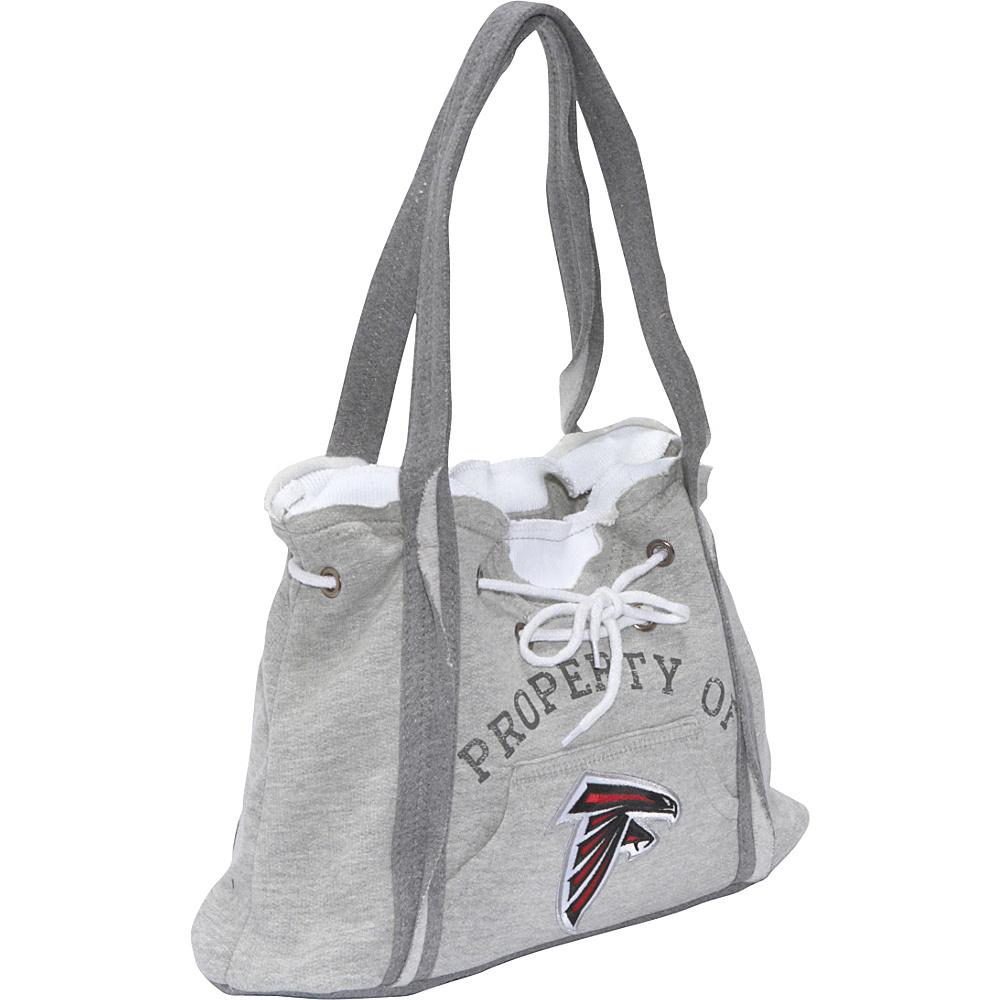 Littlearth NFL Hoodie Purse Grey Atlanta Falcons - Littlearth Fabric Handbags